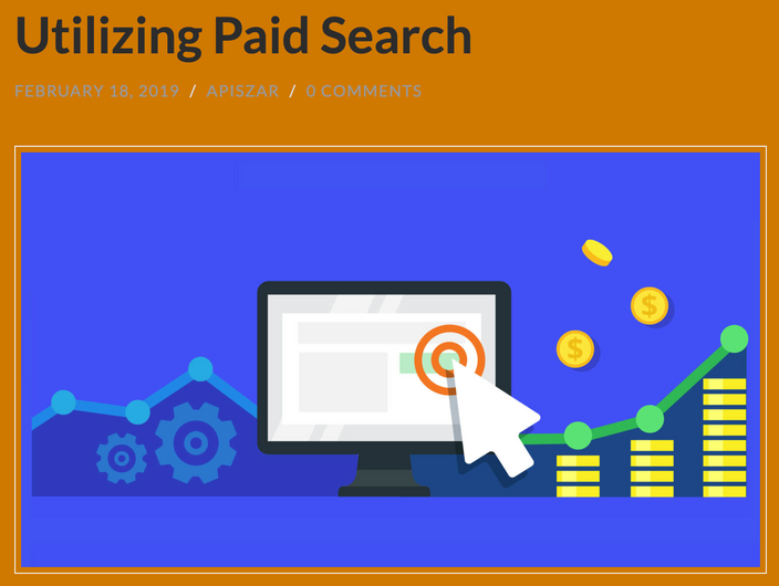 Utilizing Paid Search