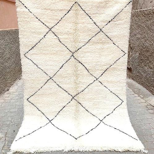 Custom Made Classical Beni Ouarain Rug