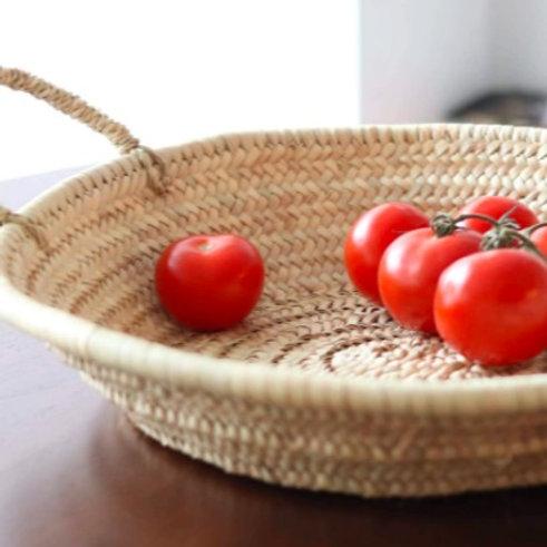Fruit Wicker Basket - Large