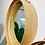 Thumbnail: Wood Flour Sieve Round Mirror