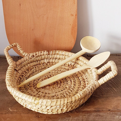 Fruit Wicker Basket - Small