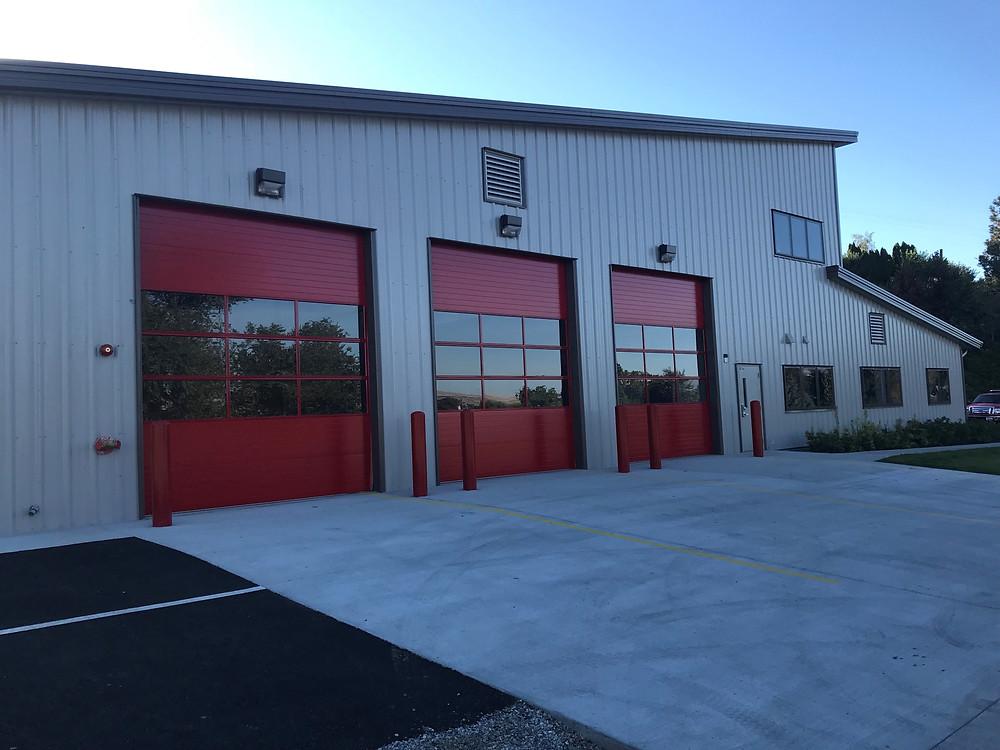 Fire Station 13 - 1836 S. Mission Avenue, Wenatchee