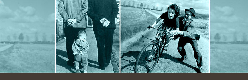 Robert Doisneau Leçon de vélo [Bike Lesson], 1961