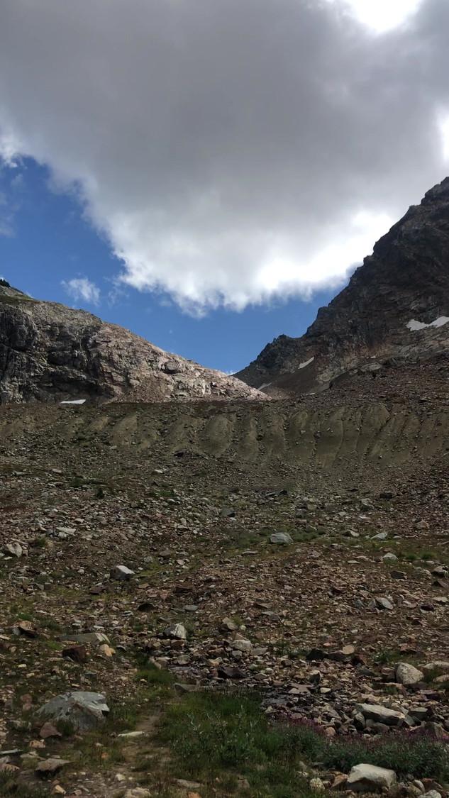 Spider Gap Glacier