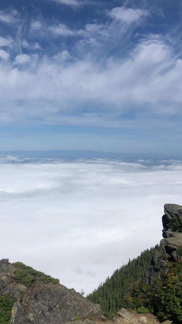 Summit of Mt Si