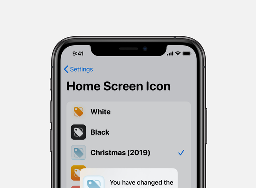 RetailBox Celebrates Christmas with New Icons