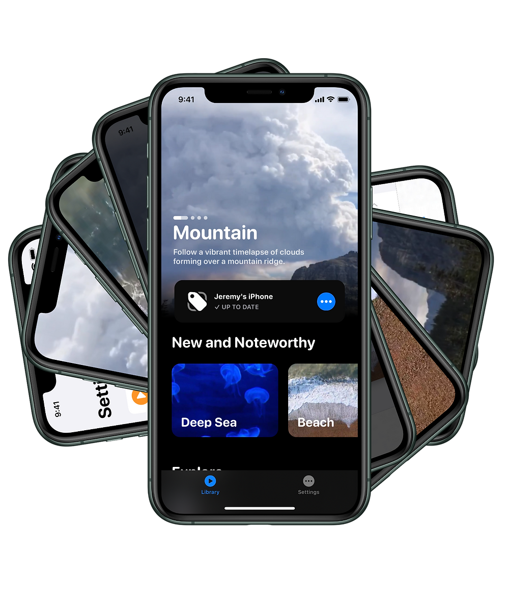 RetailBox 5 introduces a bold new look to iPhone and iPad with immersive new experiences enabled by cutting-edge technologies.