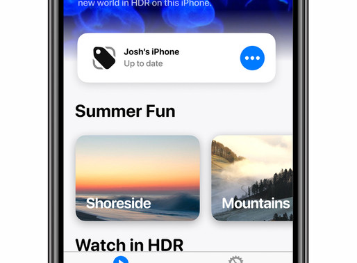 Software Network previews 2019 Summer collection and HDR on iPhone Xs