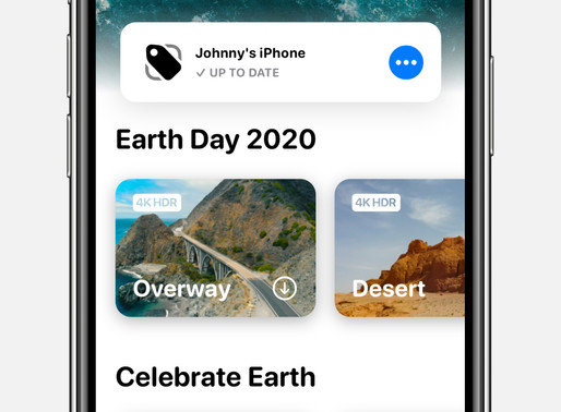 RetailBox Celebrates Earth Day 2020