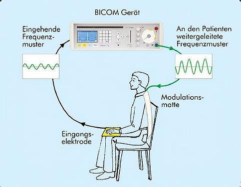 Bicom | Bioresonanz |Funktion | Frequenz