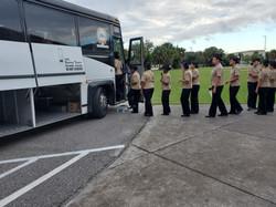 Barracuda Cadet Bus