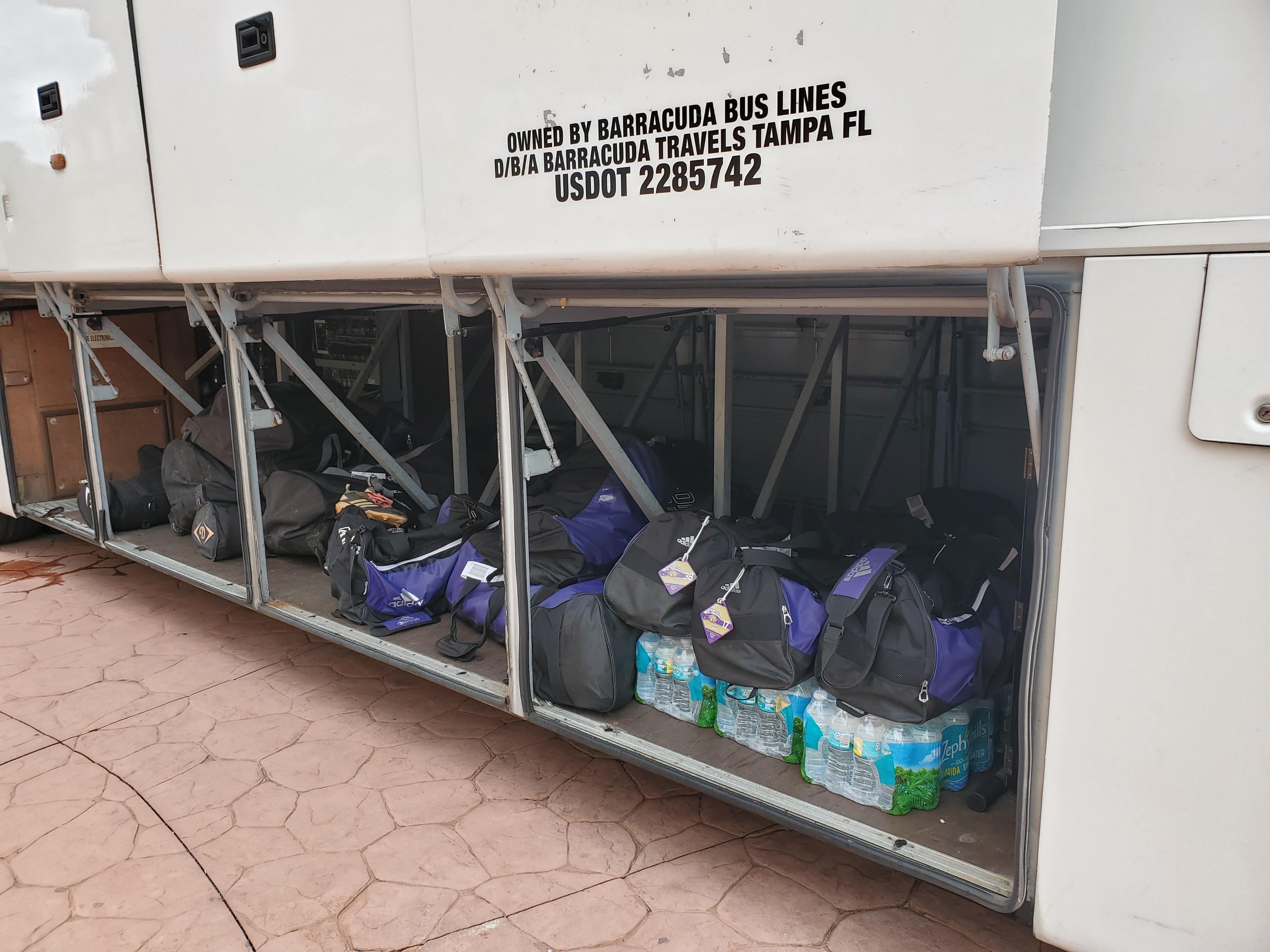 Equipment Storage