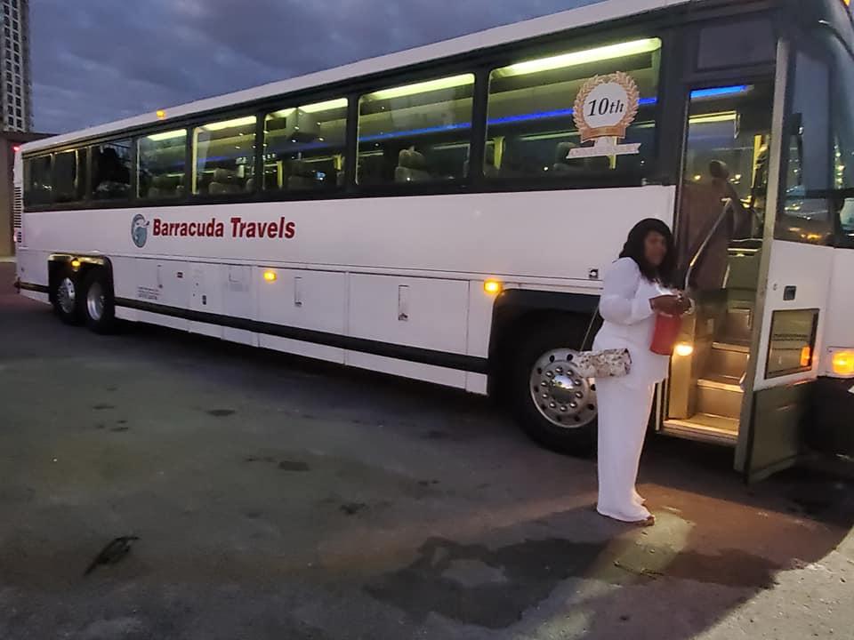 Channelside Charter Bus