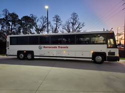Tampa Corporate Charter Bus