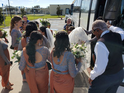 Tampa Wedding Transfer
