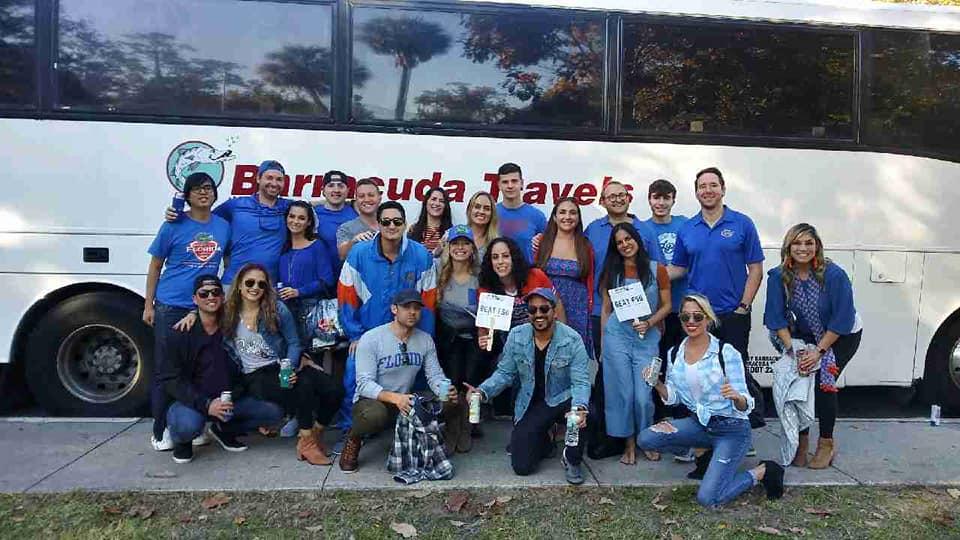 Team Bus Rentals