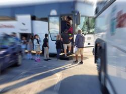 School Field Trip bus