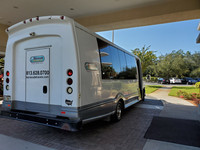 Bus 201 Tampa Charter