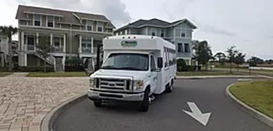 Tampa Minibus Rental