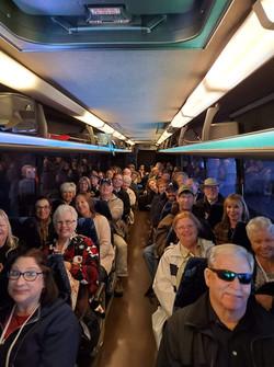 Tampa Airport Tour Bus