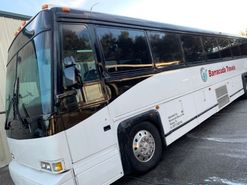 Tampa Charter bus 501(1)