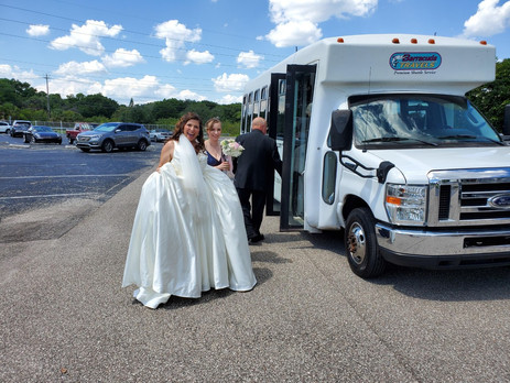 Tampa Wedding Shuttle