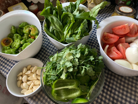 Cooking with Angie Mason – Let's make sofrito!