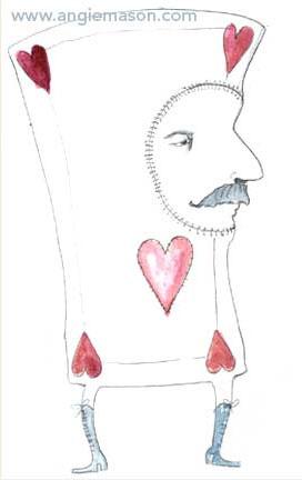 Sketchbook page - Untitled