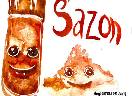 Let's make homemade Sazon!