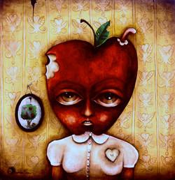 AppleHead Girl