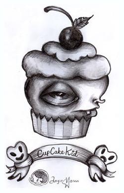 CupCake Cake Kid
