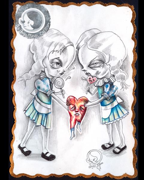 Similar Hearts Leave a Sour Taste