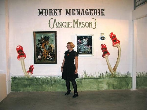 Murky Menagerie Solo Show