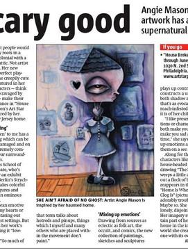 Angie Mason Press