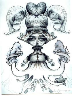 Handless Maiden (The Silent Voyage)