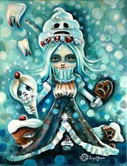 Ice Queen Frozen