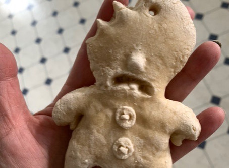 Make Salt Dough Ornaments!