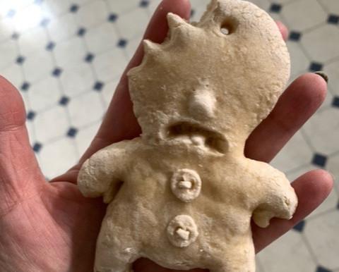 Make Salt Dough Ornaments!