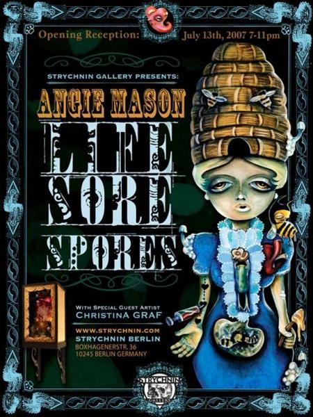 Life Sore Spores Show Poster