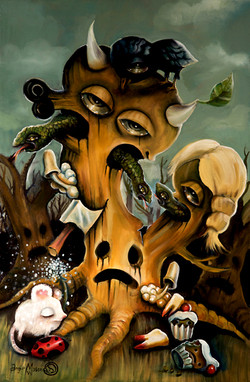 The Deceit Tree