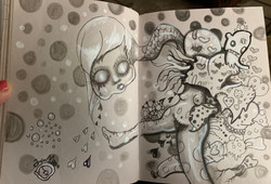 The Angie Journals Spread 2011