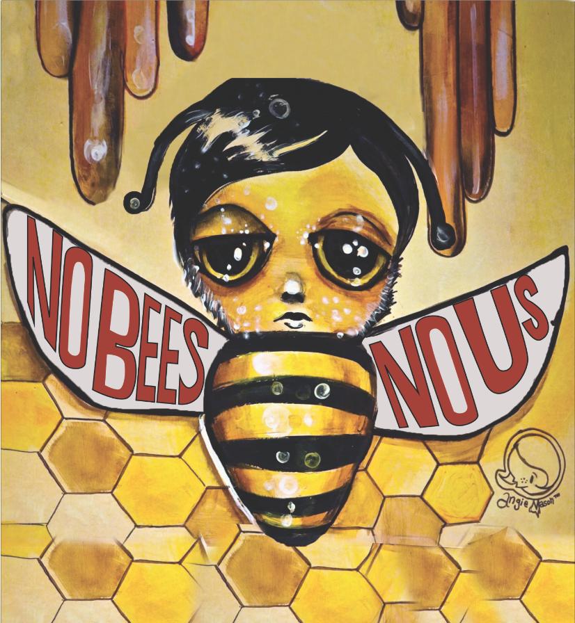No Bees No Us