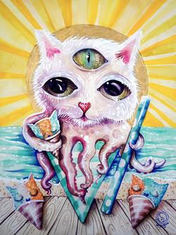 Catopus I Can Haz CatCones