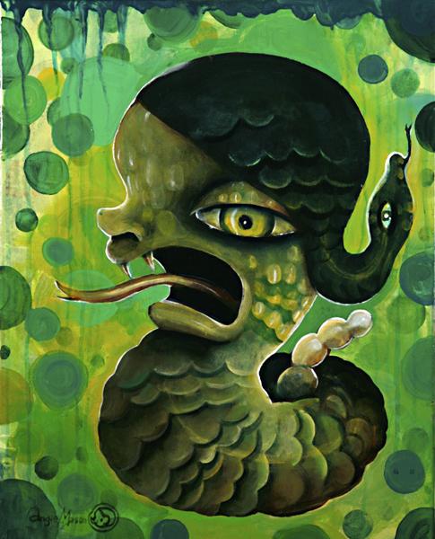 Sharp Tongues Poison Minds