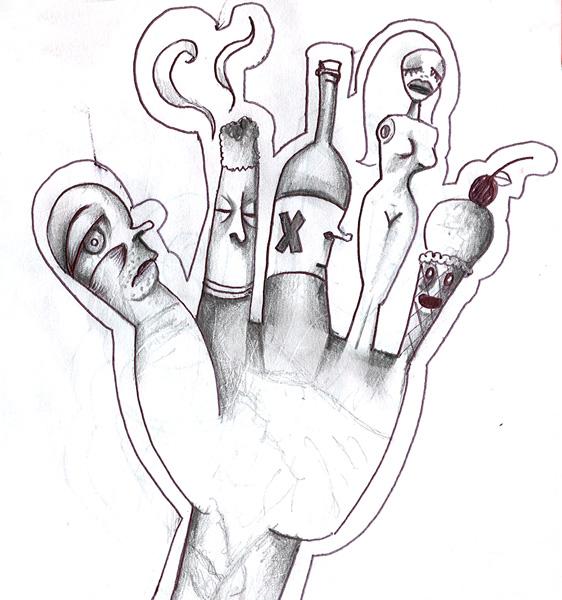 Vices sketch