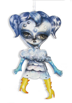 Reyna Raindrop Girl
