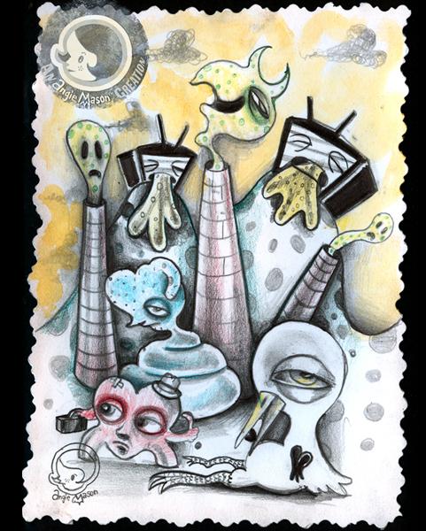 Dystopian Nightmare Party
