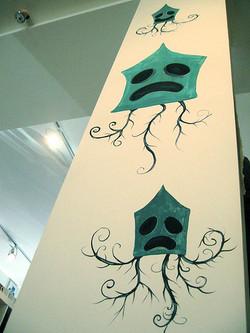 Show Installation - Mural