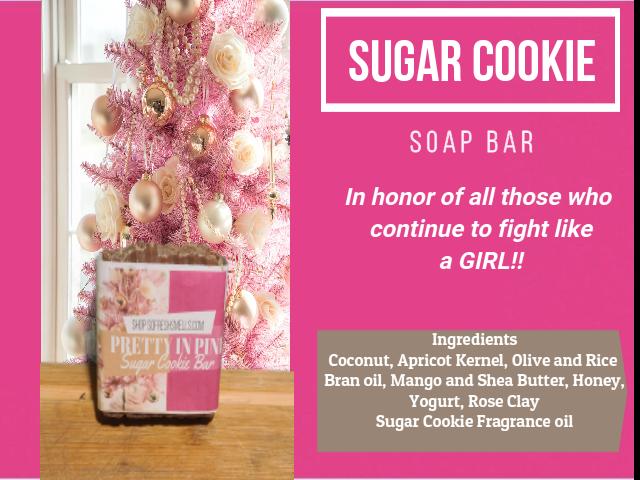 Sugar Cookie Crunch Body Bar