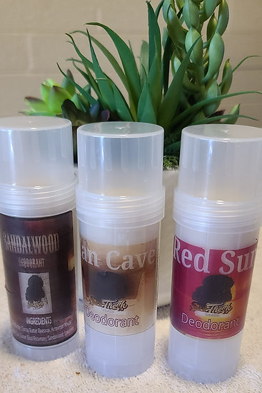SoFreshSmells - Deodorants & Lotion Bars